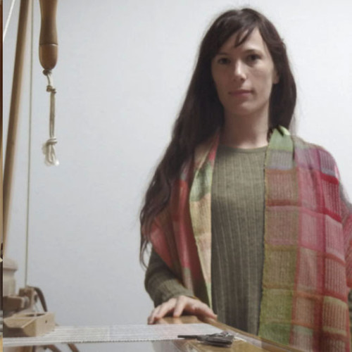 nieves neira periodista lleva foulard Anna Champeney