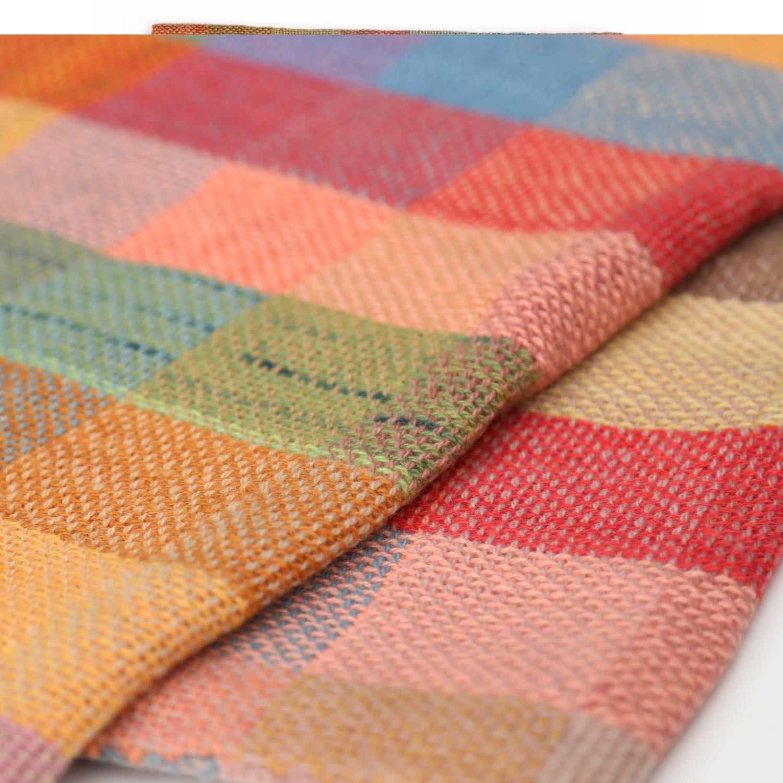 Handwoven Baby Blanket