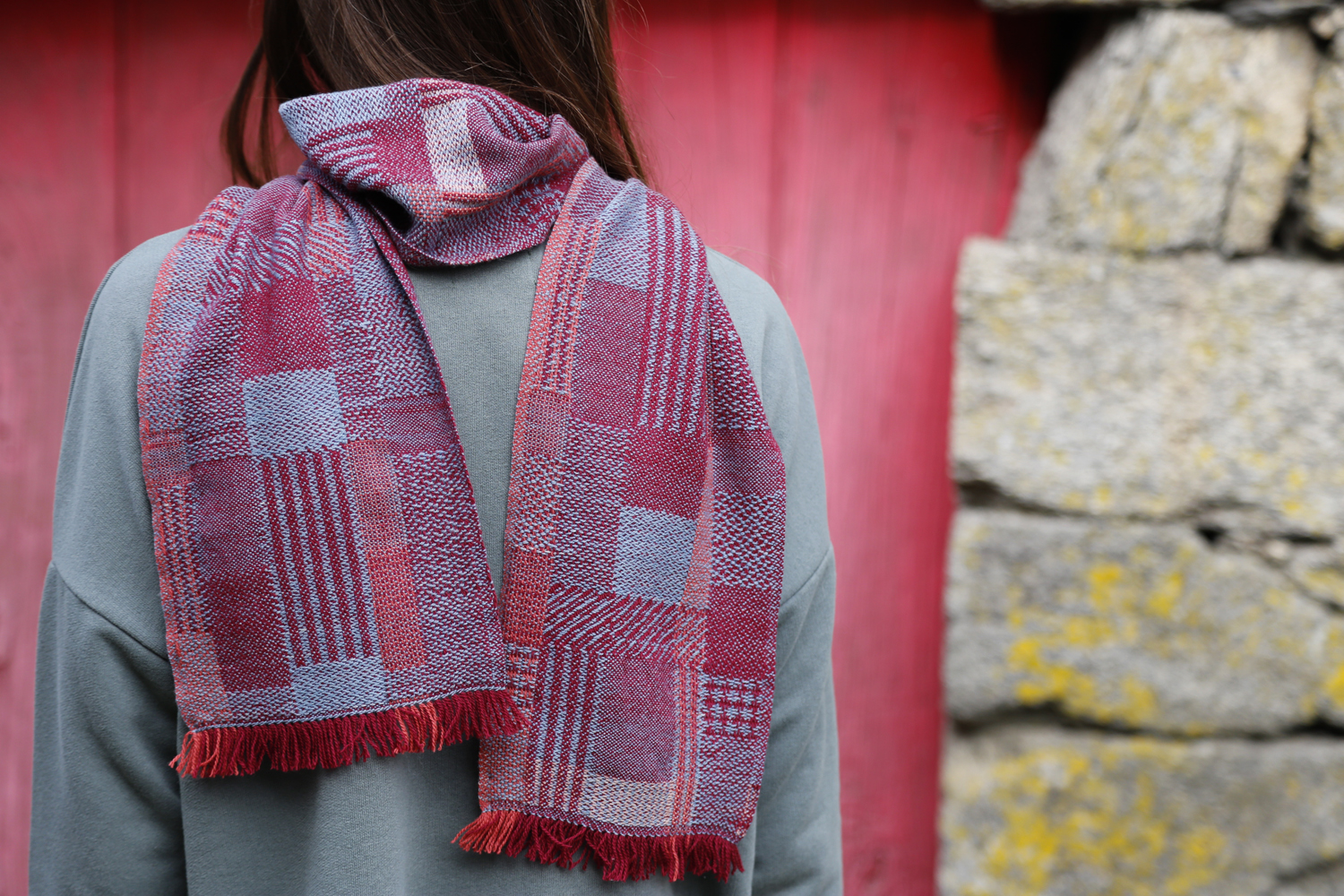 Why you can tell the difference with our handwoven textile ranges