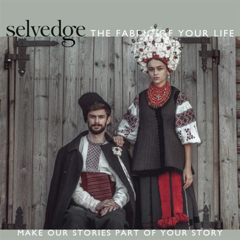 Thank you to Selvedge Magazine for a great guest post!
