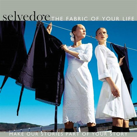 Spring Collaboration with Selvedge Magazine