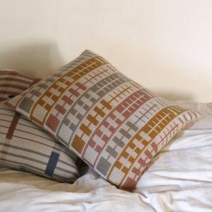 1500 pix 50x50 Bump cushion in Mousse