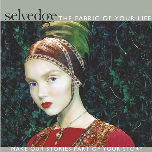 January Collaboration with Selvedge Magazine and a chance to win one of our merino throws