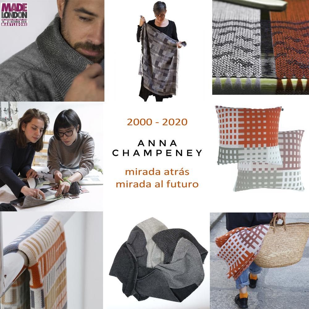 Celebrando 20 años de Anna Champeney Estudio: mirada atrás, mirada al futuro